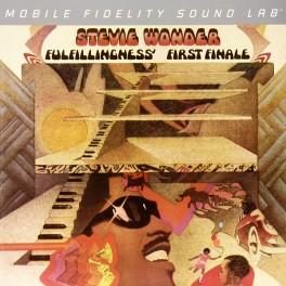 Stevie Wonder Fulfillingness First Finale Lp Vinyl Mobile