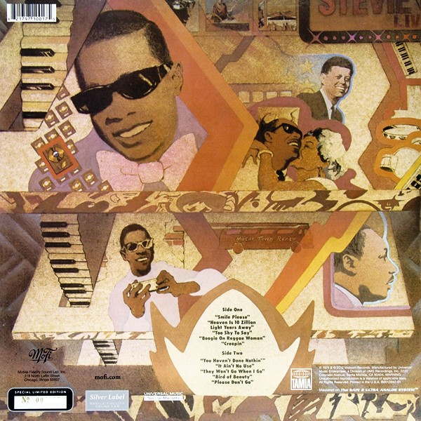 Stevie Wonder Fulfillingness First Finale Lp Vinil Mobile