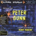 Henry Mancini Peter Gunn Soundtrack 2LP 45rpm 200g Vinyl Analogue Productions Sterling QRP 2015 USA