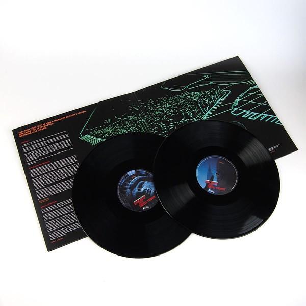 John Carpenter Escape From New York 2lp 180g Vinyl