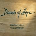 Zbigniew Preisner Diaries of Hope 2LP Vinil 180g Lisa Gerrard Archie Buchanan Edição Limitada 2013 EU