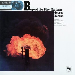 George Benson Beyond The Blue Horizon LP Vinil 180 Gramas CTI Speakers Corner Pallas Alemanha 2012 EU