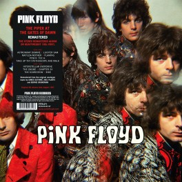 Pink Floyd The Piper At The Gates Of Dawn LP 180g Vinyl Remastered Warner Bernie Grundman 2016 EU