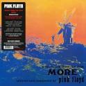 Pink Floyd Soundtrack From The Film More LP 180g Vinyl Remastered Warner Bernie Grundman 2016 EU