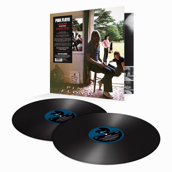 Pink Floyd Ummagumma 2lp Vinil 180 Gramas Gatefold