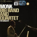 Thelonious Monk Big Band and Quartet In Concert LP Vinil 180gr Columbia Speakers Corner Pallas 2016 EU
