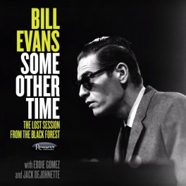 Bill Evans ‎Some Other Time 2LP Vinil 180g The Lost Session From The Black Forest Resonance Records