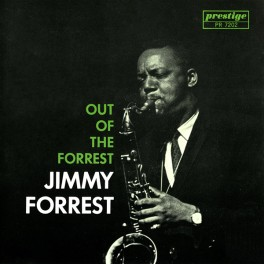 Jimmy Forrest Out Of The Forrest LP 200g Vinyl Stereo Prestige Analogue Productions Kevin Gray QRP USA