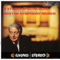 Saint-Saëns Symphony No. 3 Boston Munch LP 200g Vinyl RCA Living Stereo Analogue Productions QRP US