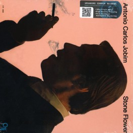 Antonio Carlos Jobim Stone Flower LP Vinil 180 Gramas CTI Speakers Corner Pallas 2015 EU
