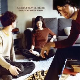 Kings Of Convenience Riot On An Empty Street LP Vinil 180 Gramas Edição Limitada Source RSD 2016 EU