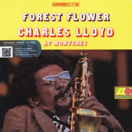 Charles Lloyd Forest Flower LP 180 Gram Vinyl Jarrett DeJohnette Atlantic Speakers Corner 2016 EU