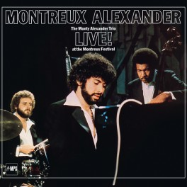 The Monty Alexander Trio Live At The Montreux Festival LP Vinil 180 Gramas Audiófilo AAA MPS 2016 EU