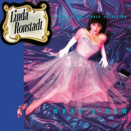 Linda Ronstadt & The Nelson Riddle Orchestra What's New LP Vinil 200g Analogue Productions QRP 2016 USA