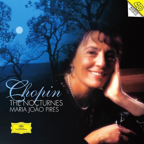 Chopin The Nocturnes Maria Jo 227 O Pires 2lp 180 Gram Vinyl