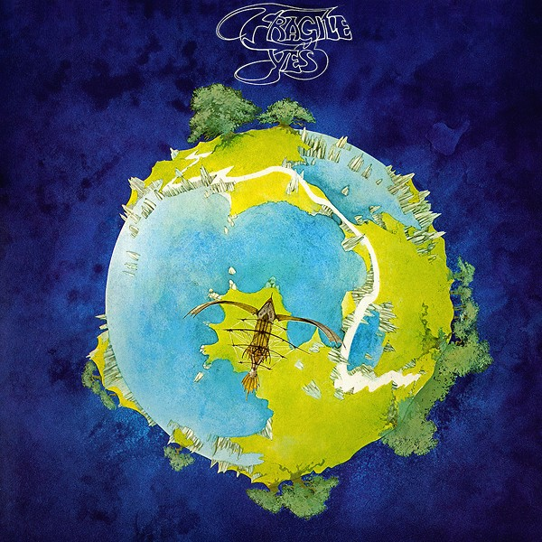 Yes Fragile Lp 180 Gram Vinyl Kevin Gray Cohearent Audio