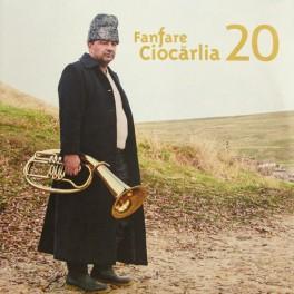 Fanfare Ciocarlia 20 Years 2LP 180 Gram Vinyl Asphalt Tango Records Gatefold Optimal Germany 2016 EU