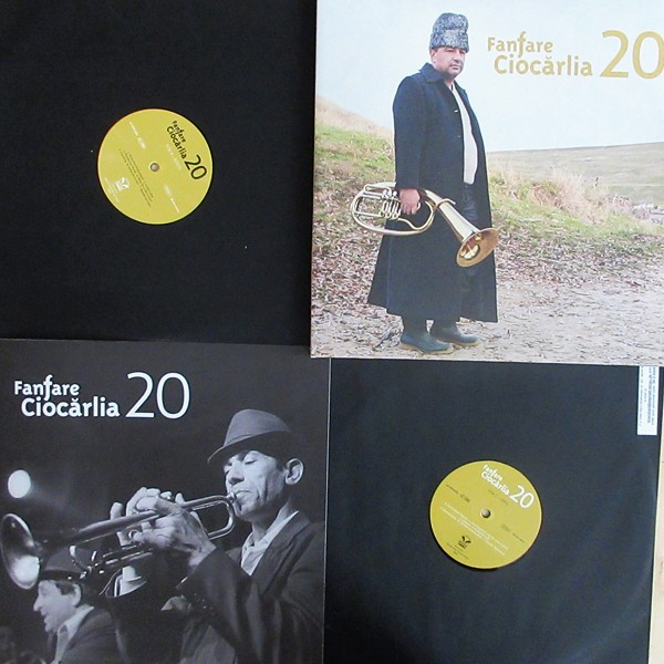 Fanfare Ciocarlia 20 Years 2lp 180 Gram Vinyl Asphalt