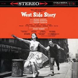 West Side Story Original Broadway Cast 2LP 180 Gram Vinyl Soundtrack Sterling Analog Spark 2016 USA