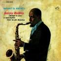 Sonny Rollins What's New? LP 180g Vinyl ORG Music Limited Edition Pallas Bernie Grundman 2015 USA