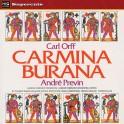 Carl Orff Carmina Burana André Previn LP Vinil 180 Gramas London Symphony EMI Hi-Q Supercuts 2011 EU