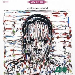 John Coltrane Coltrane's Sound LP Vinil 180 Gramas Bernie Grundman Atlantic Rhino Records 2010 EU