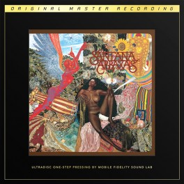 Santana Abraxas MFSL UltraDisc One-Step UD1S 2LP 180g Vinyl 45rpm Numbered Limited Edition 2016 USA