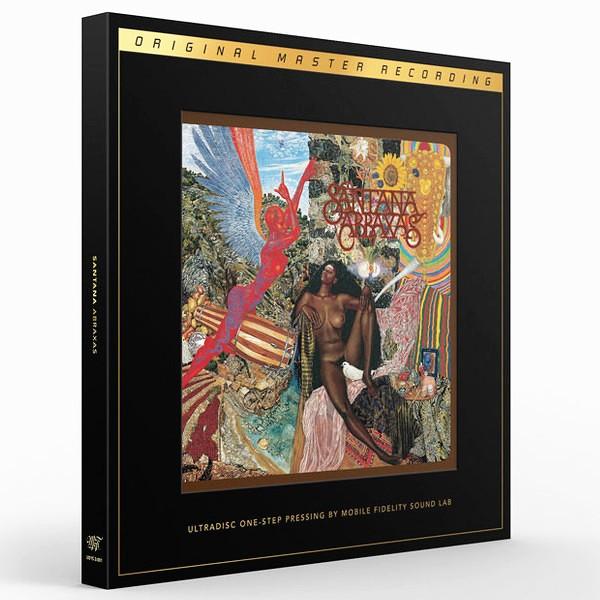 Santana Abraxas Mfsl Ultradisc One Step Ud1s 2lp 180g