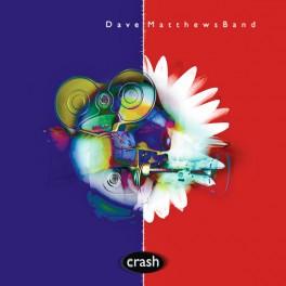 Dave Matthews Band Crash 2LP 180 Gram Vinyl 20th Anniversary Limited Edition 2016 USA