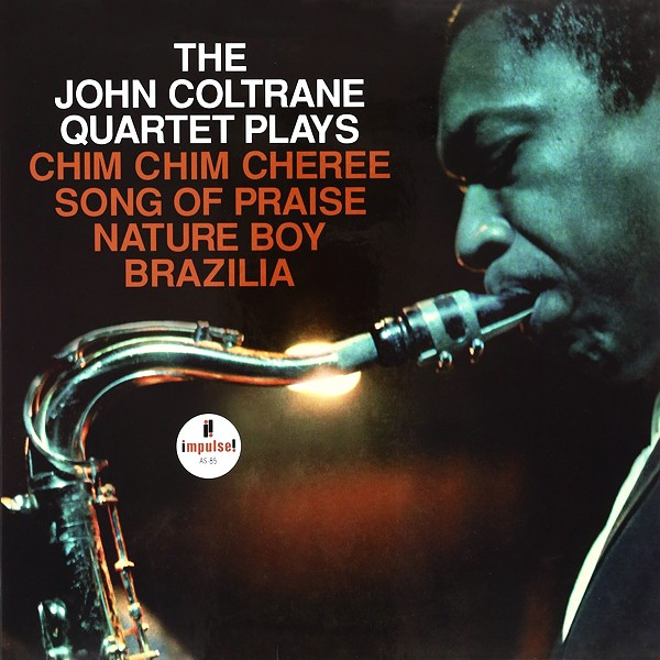 The John Coltrane Quartet Plays 2lp 45rpm 180 Gram Vinyl