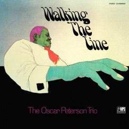 The Oscar Peterson Trio Walking The Line LP 180 Gram Vinyl Audiophile AAA MPS Optimal 2016 EU