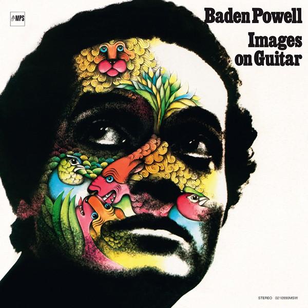 Baden Powell Images On Guitar Lp 180 Gram Vinyl Audiophile