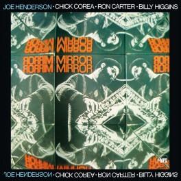 Joe Henderson Mirror Mirror LP Vinil 180 Gramas Chick Corea Ron Carter Billy Higgins AAA MPS 2016 EU