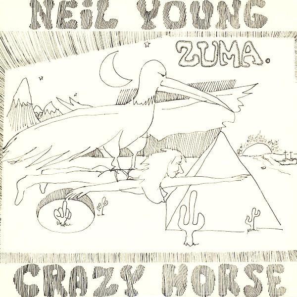 Neil Young And Crazy Horse Zuma Lp Vinil Bernie Grundman