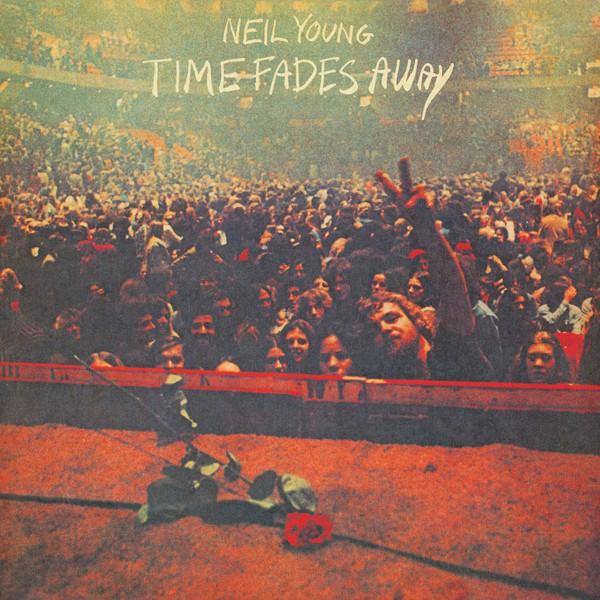 Neil Young Time Fades Away Lp Vinyl Bernie Grundman