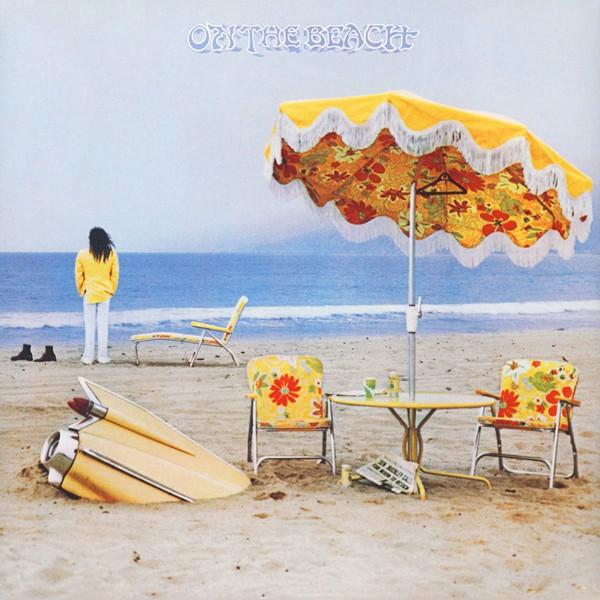 Neil Young On The Beach Lp Vinyl Bernie Grundman Official