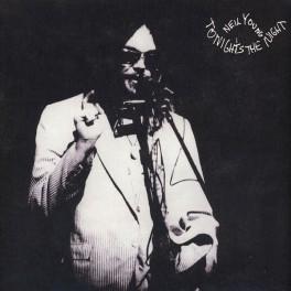 Neil Young Tonight's The Night LP Vinil Bernie Grundman Official Release Series AAA Pallas 2016 EU