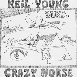 Neil Young And Crazy Horse Zuma Lp Vinil Bernie Grundman