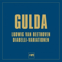 Friedrich Gulda Beethoven Diabelli Variationen LP 180 Gram Vinyl Limited Edition AAA MPS 2016 EU