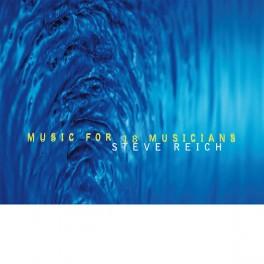 Steve Reich Music For 18 Musicians 2LP 180 Gram Vinyl Numbered Limited Edition Nonesuch Pallas 2015 EU