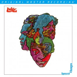 Love Forever Changes 2LP 180 Gram Vinyl 45rpm Mobile Fidelity Numbered Limited Edition MFSL USA
