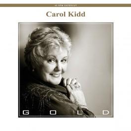 Carol Kidd Gold 2LP Vinil 180gr 45rpm Supercut Edição Limitada 20º Aniversário Linn Records 2016 EU