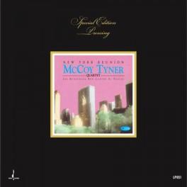 McCoy Tyner New York Reunion LP 180 Gram Vinyl Special Edition Chesky Records QRP 2016 USA