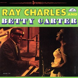 Ray Charles And Betty Carter LP Vinil 200gr Audiófilo Analogue Productions Kevin Gray QRP 2011 USA