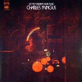 Charles Mingus Let My Children Hear Music 2LP 45rpm Vinil 180gr Bernie Grundman Pallas ORG Music USA