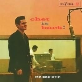 Chet Baker Chet Is Back! 2LP 45rpm 180g Vinyl 50th Anniversary Bernie Grundman Pallas ORG Music USA