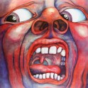 King Crimson In The Court Of The Crimson King LP Vinil 200 Gramas Robert Fripp DGM KCLP1 2010 EU
