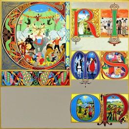 King Crimson Lizard LP 200 Gram Vinyl Robert Fripp Discipline Global Mobile DGM KCLP3 2012 EU