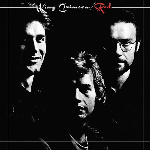 King Crimson Red Lp 200 Gram Vinyl Robert Fripp Discipline