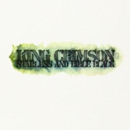 King Crimson Starless And Bible Black LP 200 Gram Vinyl Gatefold Robert Fripp DGM KCLP6 2015 EU